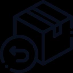 returns icon flatelements - Duschen neu erleben mit dem Prisma Duschkopf