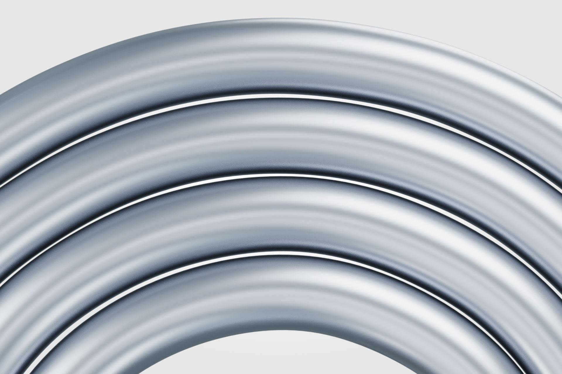Prisma Brauseschlauch Kunststoff 3 - PRISMA Brauseschlauch aus Kunststoff • Made In Germany