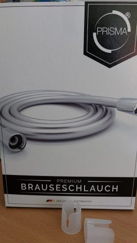 PRISMA Brauseschlauch aus Kunststoff • Made In Germany photo review